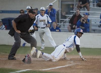 Cove vs Heights Baseball