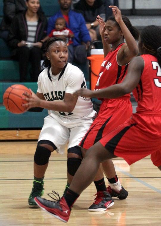 Harker Heights girls at Ellison
