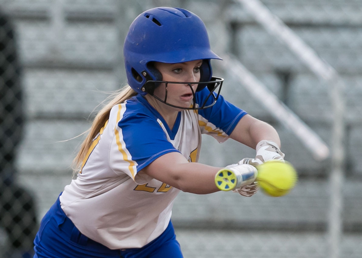 San Angelo Central at Copperas Cove Girls Softball