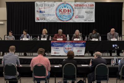 KDH Election Forum