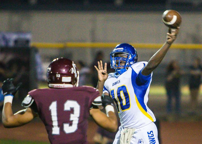 FOOTBALL: Cove begins quest for 14th straight playoff berth vs. A&M Consolidated