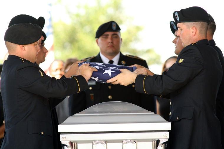 Spc. Ember Alt laid to rest