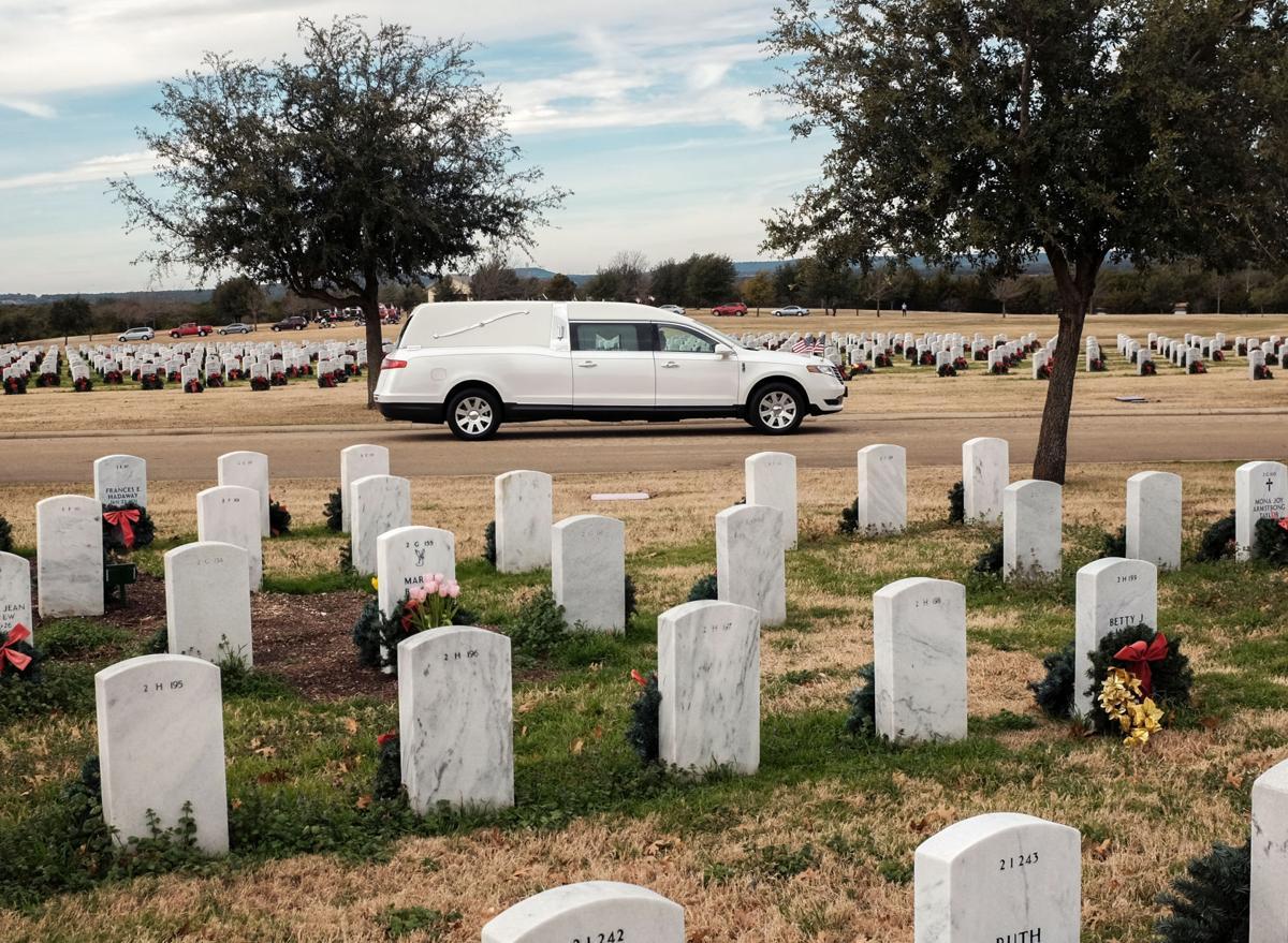 Mayor Seffrood Funeral