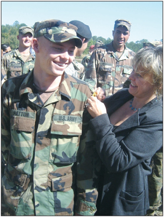 Gold Star mother offers inspiration, hope to families of fallen troops