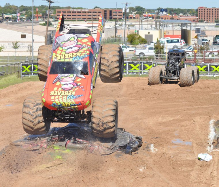 Monster Truck Fans Enjoy Awesome Loud Display News