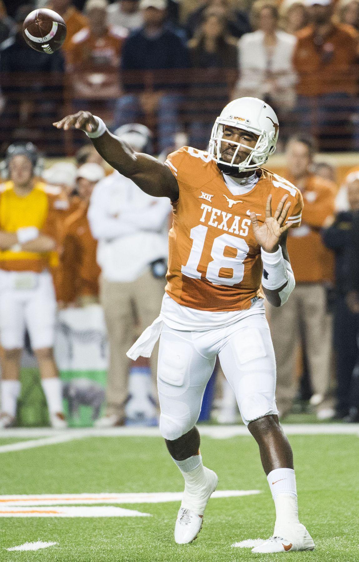 Tyrone Swoopes Texas