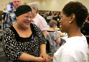Cancer survivors celebrate win over dreaded disease