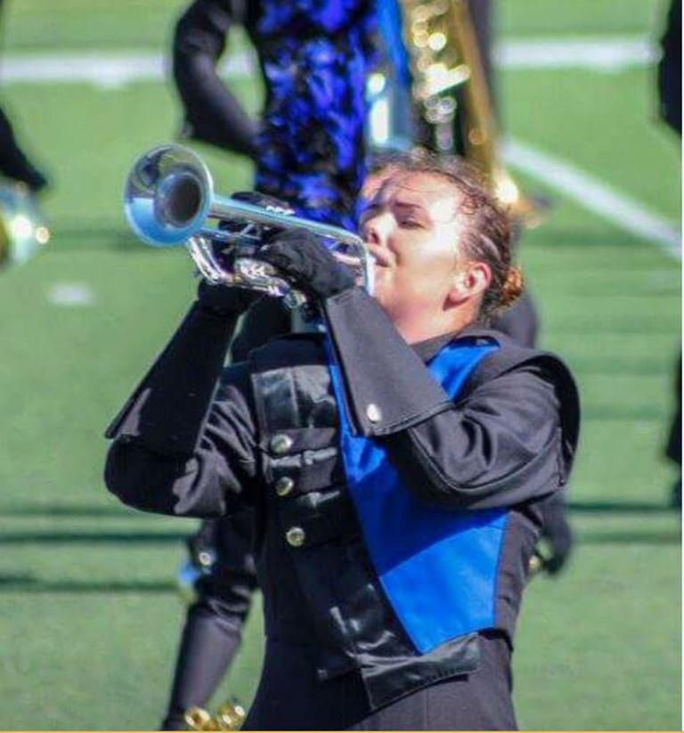 High school junior qualifies for All-State Band; 1st since 2008