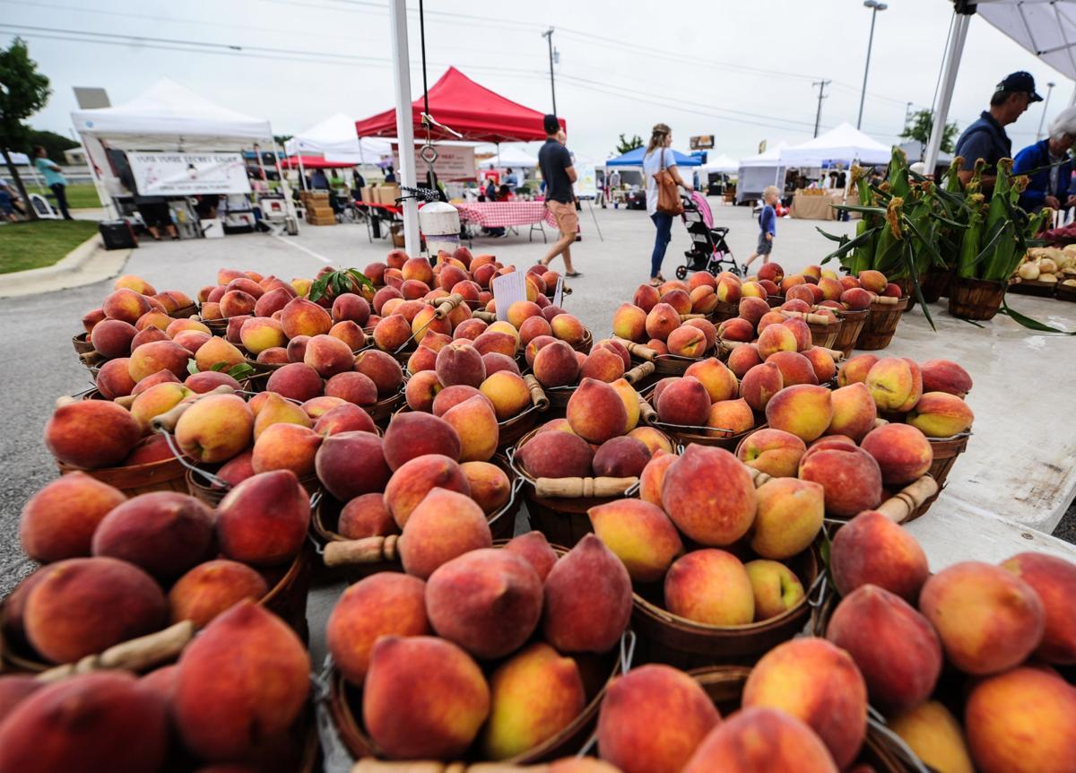 Harker Heights farmer's market