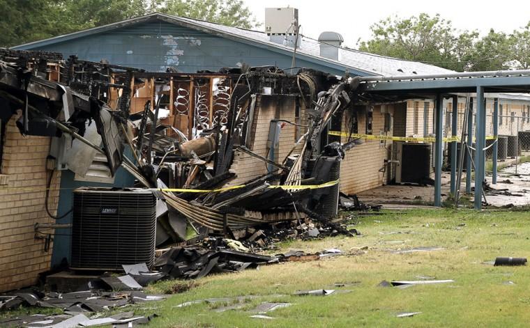 Gateway Middle School Fire Follow-up