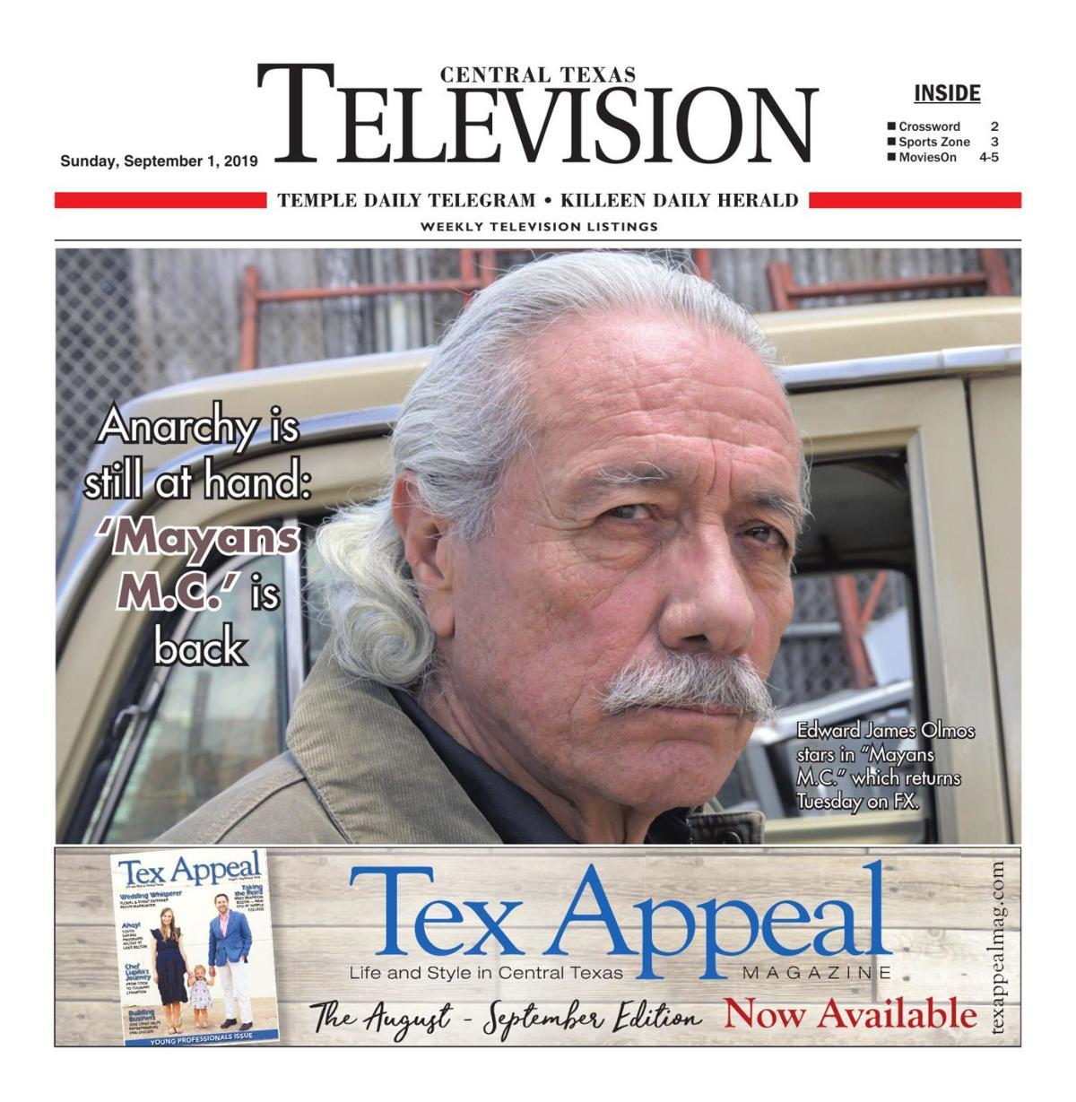 TV Book September 1st- 7th
