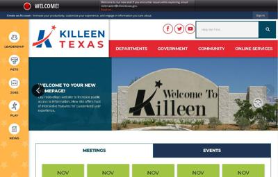 Killeen website