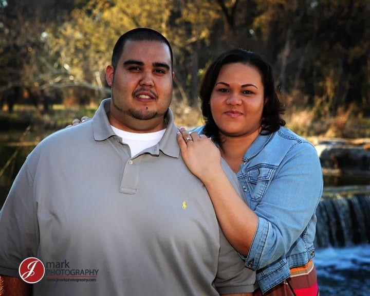 Monica Guerrero and Steven Cordova