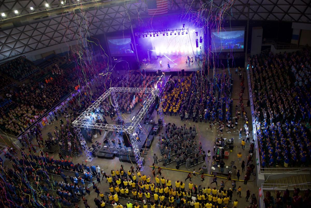 7,000 Killeen ISD employees celebrate the coming new school year