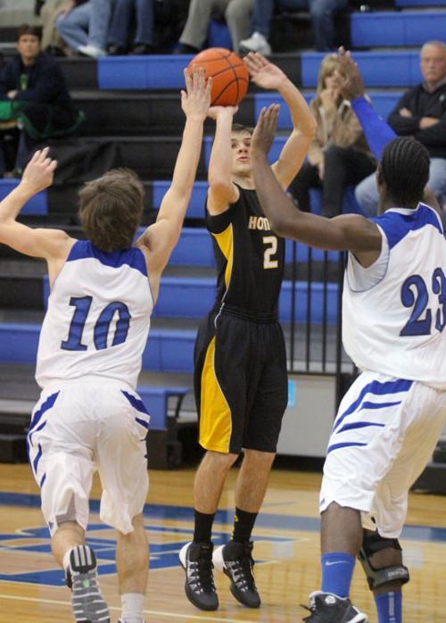 Boys Basketball: Lampasas v. Gatesville