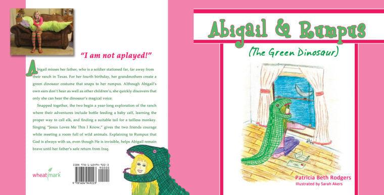 """""""Abigail & Rumpus (The Green Dinosaur)"""""""
