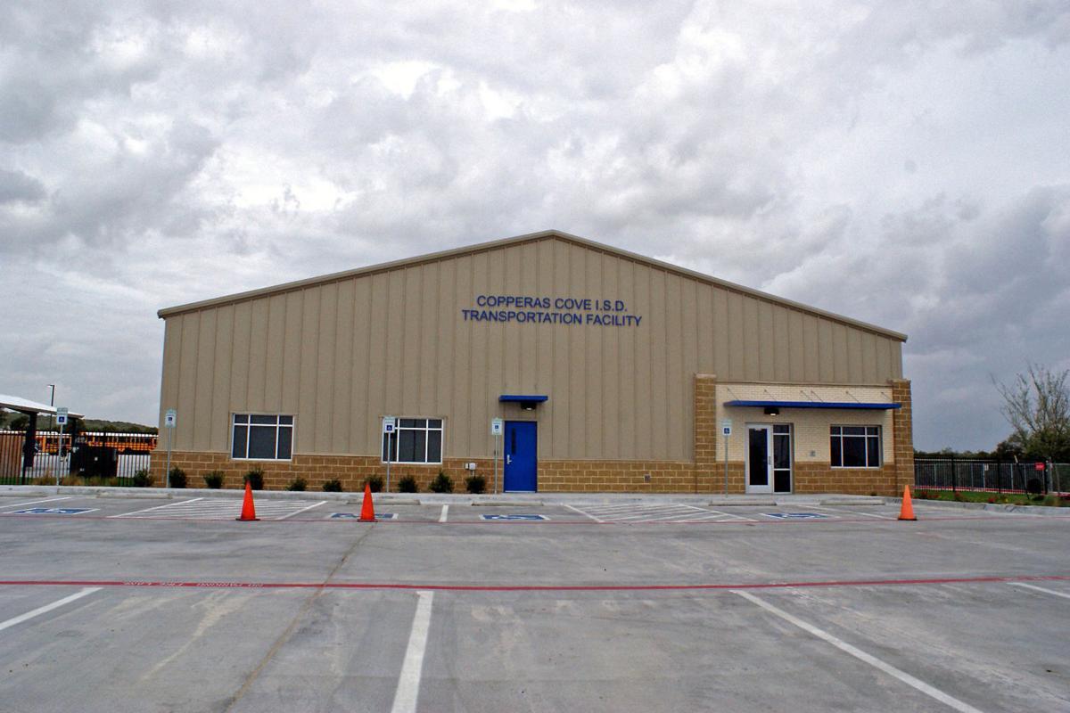 Cove transportation facility