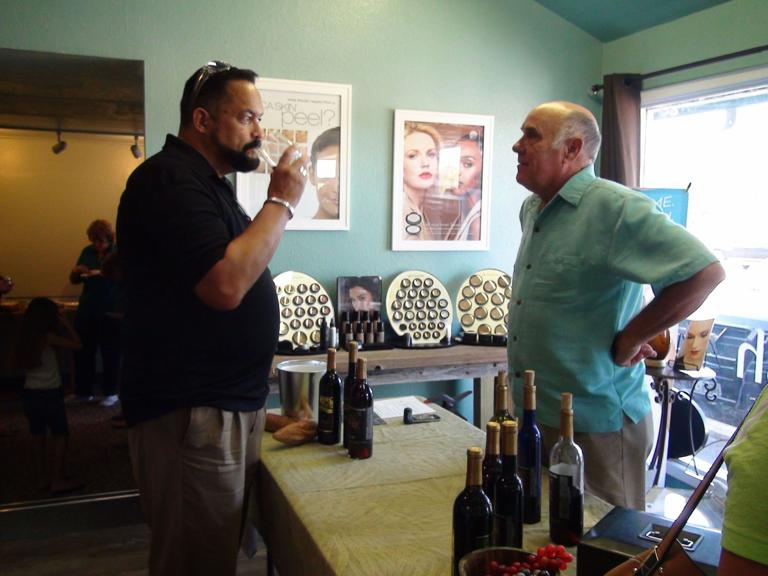 Business hosts 'Wine Down Wednesday'