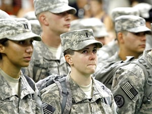 3rd ACR soldiers return from fourth and final deployment to Iraq