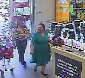 KPD seeking theft suspect