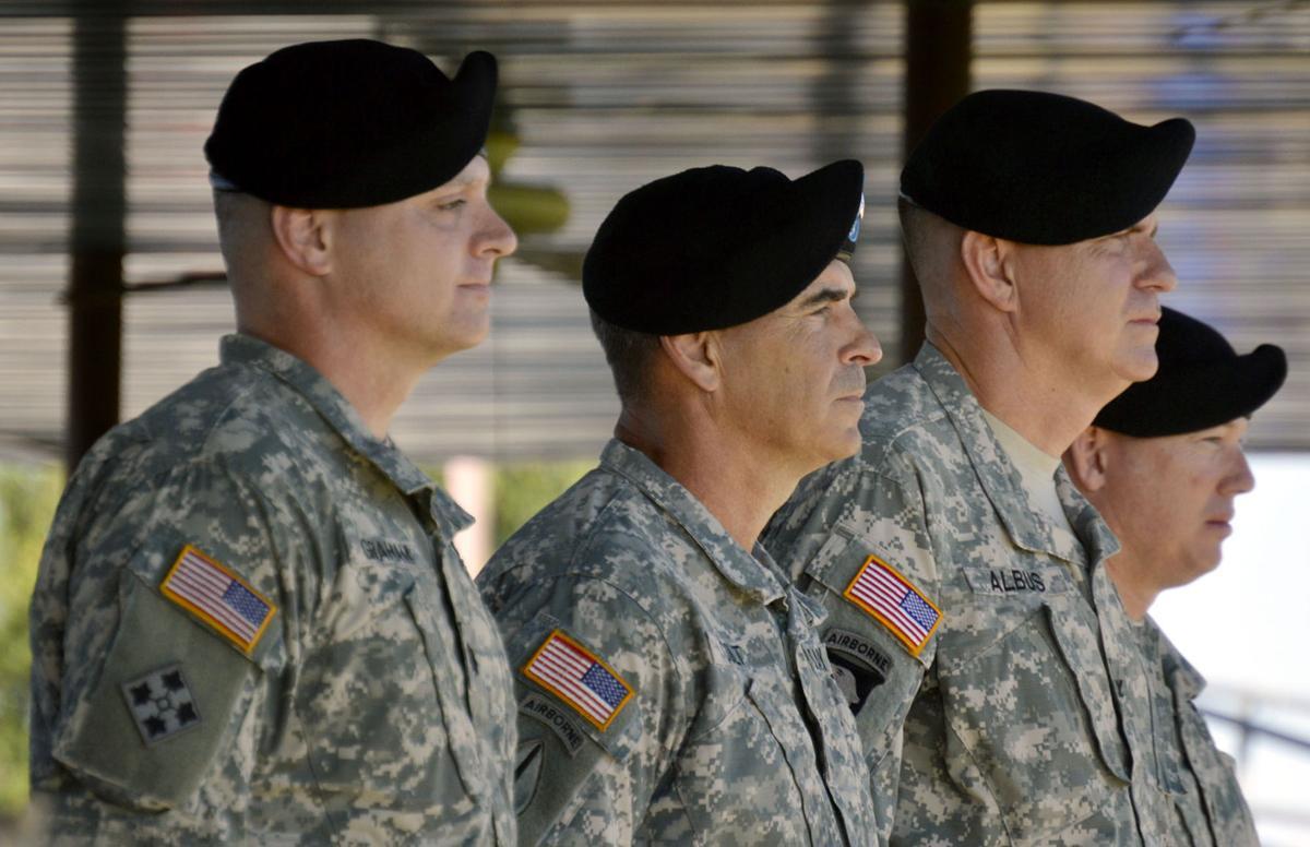 Brigade Inactivates