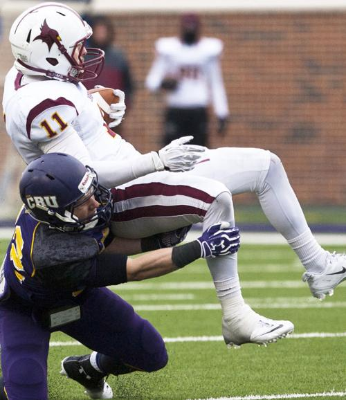 UMHB in D3 Semifinals