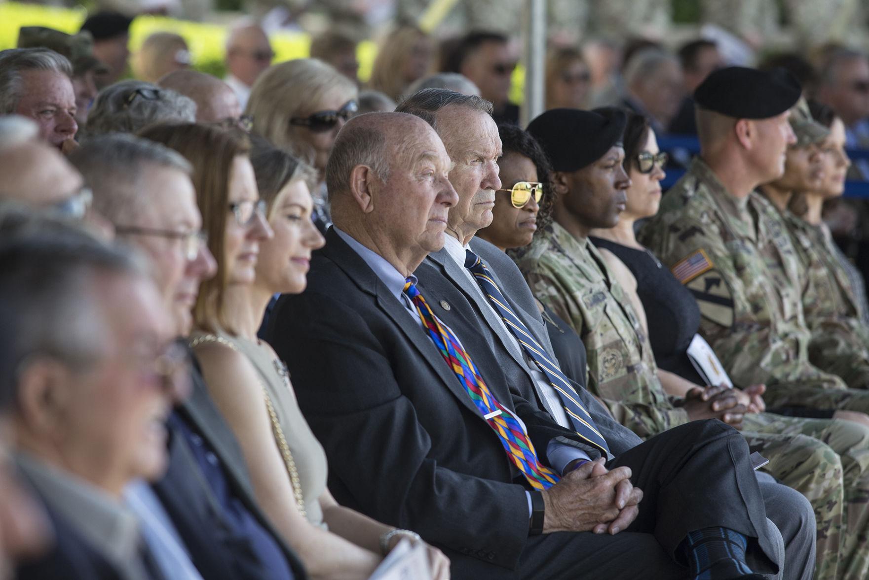 III Corps celebrates 100th anniversary