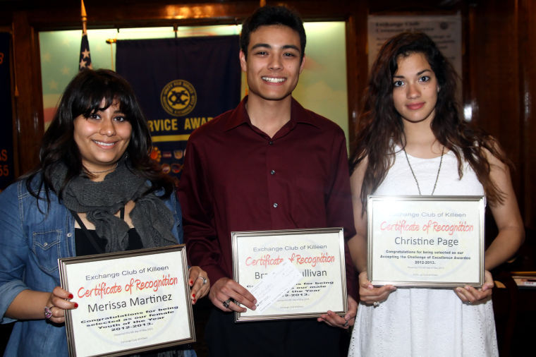 Area students recognized