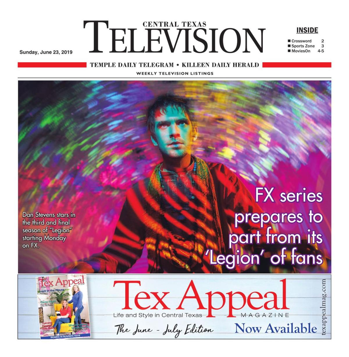 TV Book June 23rd- 29th