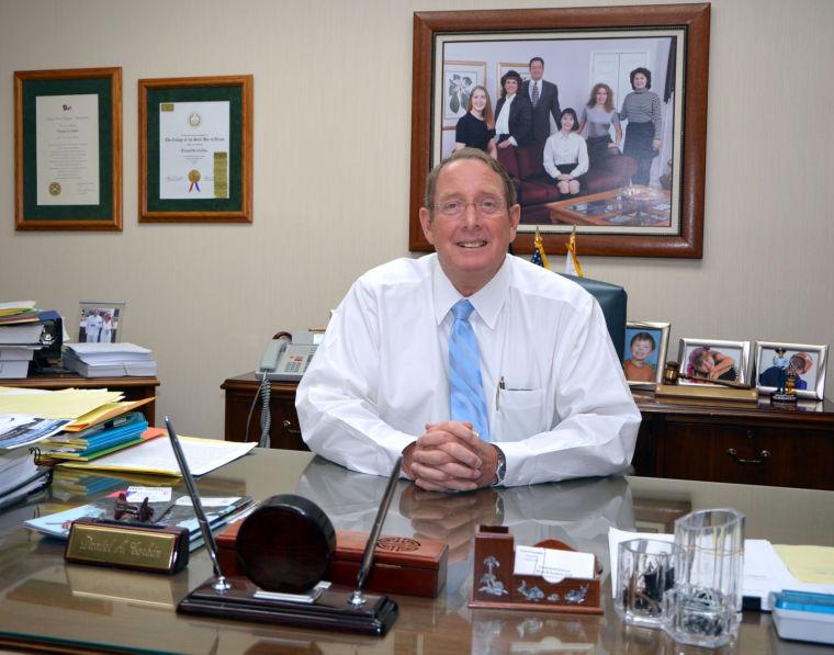 Mayor Dan Corbin