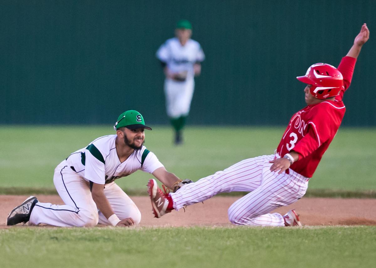 Belton at Ellison Baseball