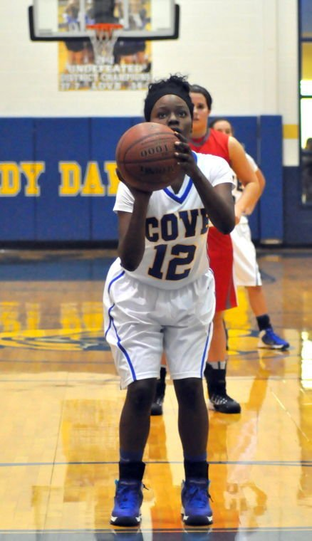 Copperas Cove's Brittany Gamble