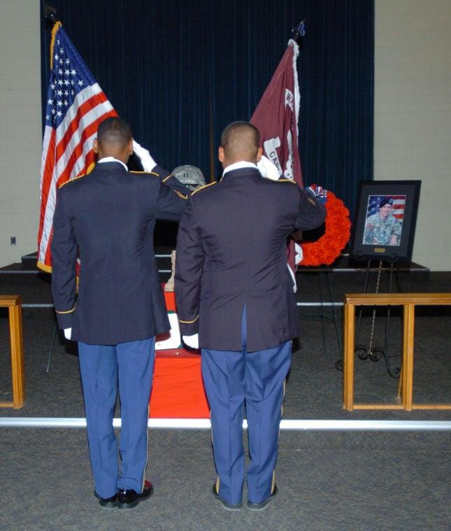 Capt. Jeremy Linn Memorial Service