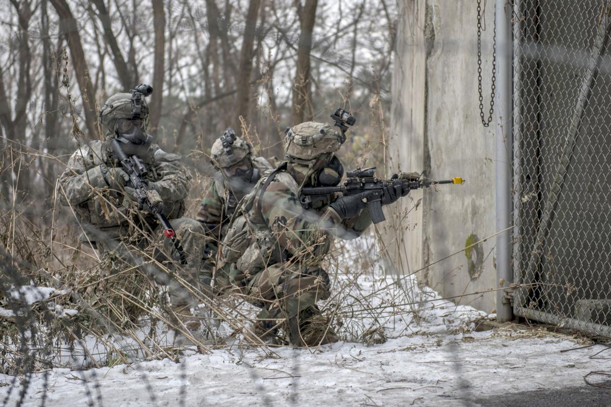 Korea deployment