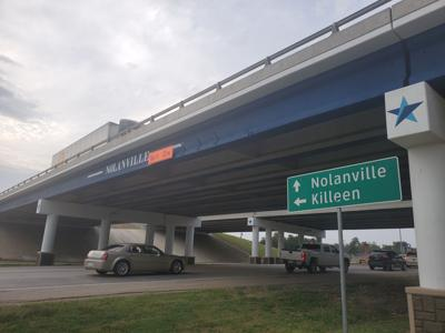 Nolanville bridge
