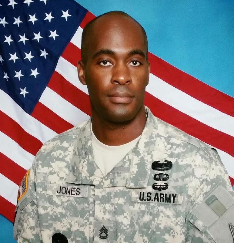 Sgt. 1st Class Robert Jones Jr.