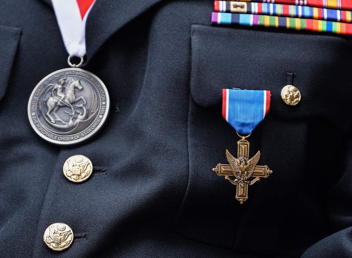 Medal Upgrade