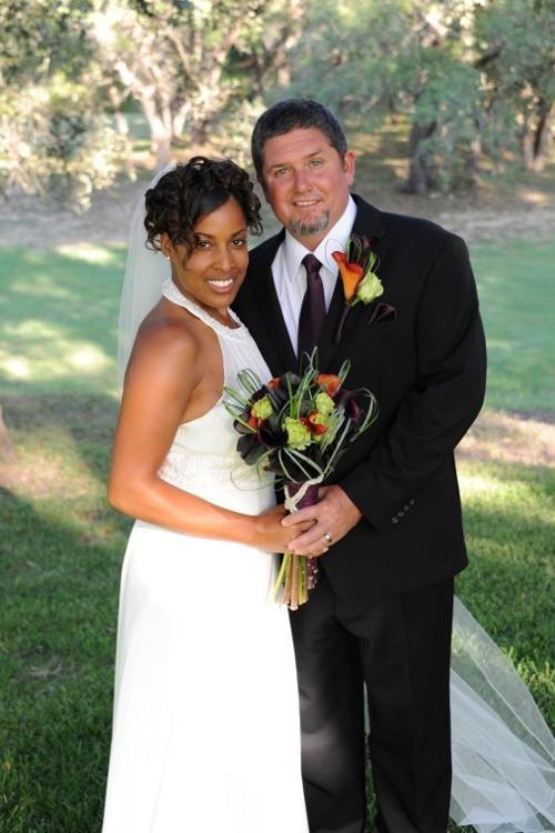 Clark-Ladd wedding