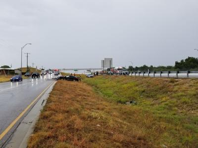 I-14 wreck
