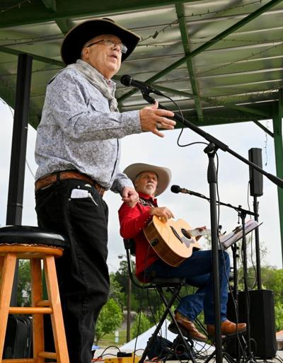 Salado Cowboy Poetry and Music Gathering