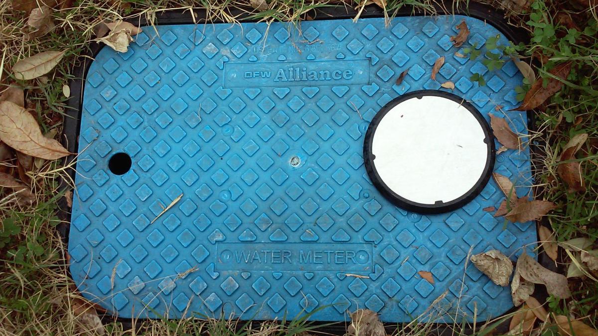 Cove water meters