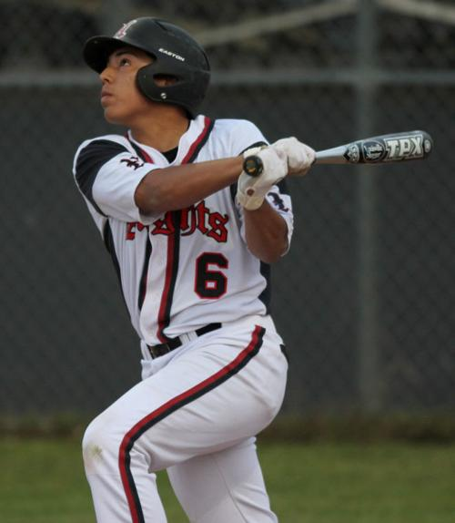 All-Area Baseball Newcomer of the Year