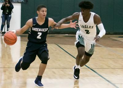 Shoemaker at Ellison Boys Basketball