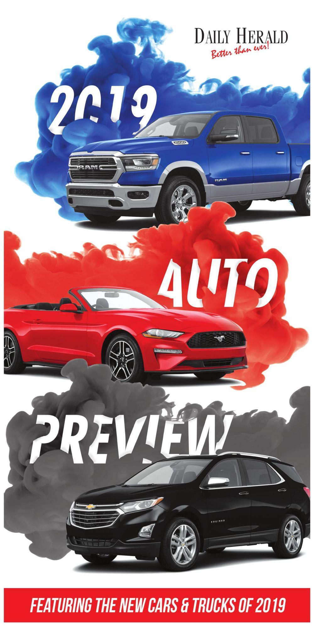 2019 Auto Preview