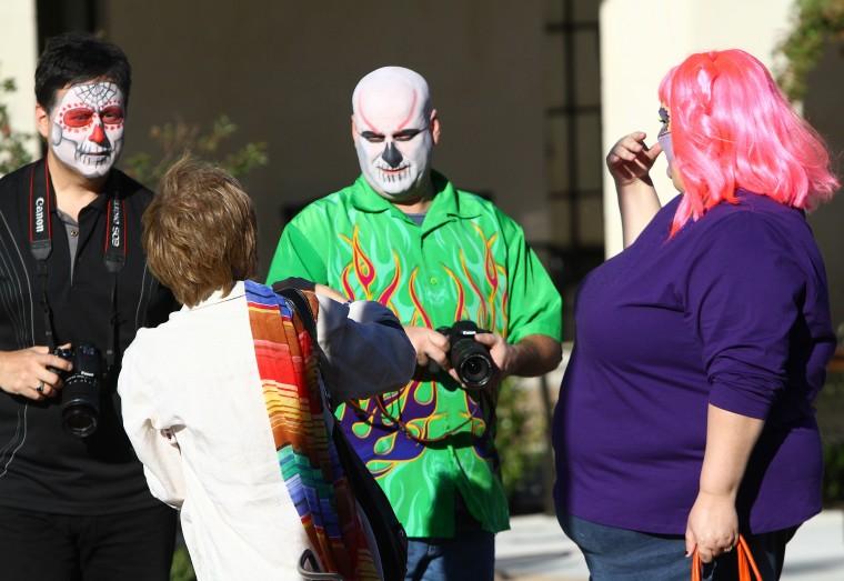 Calaveritas Festival at Central Texas College