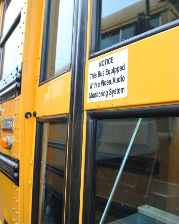 CCISD school bus surveillance a success.