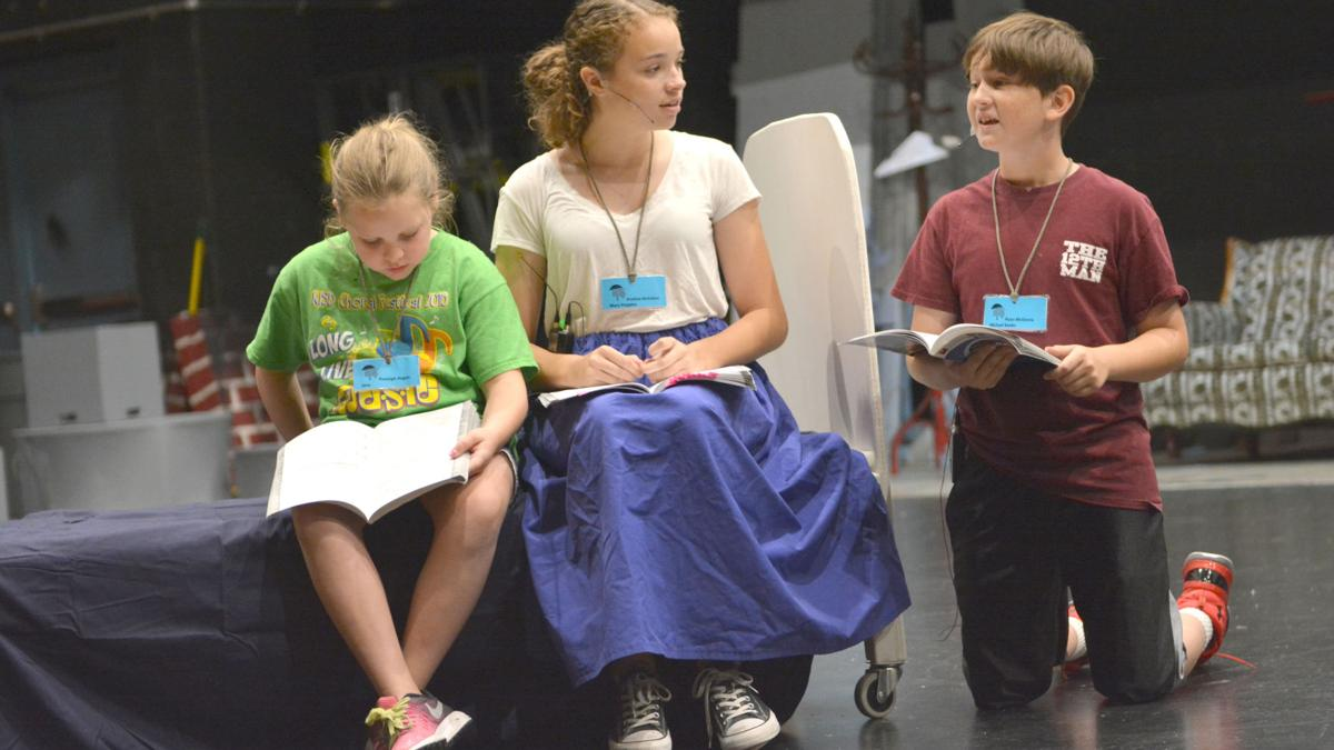 KISD summer musical to be performed Tuesday, Wednesday at Shoemaker High