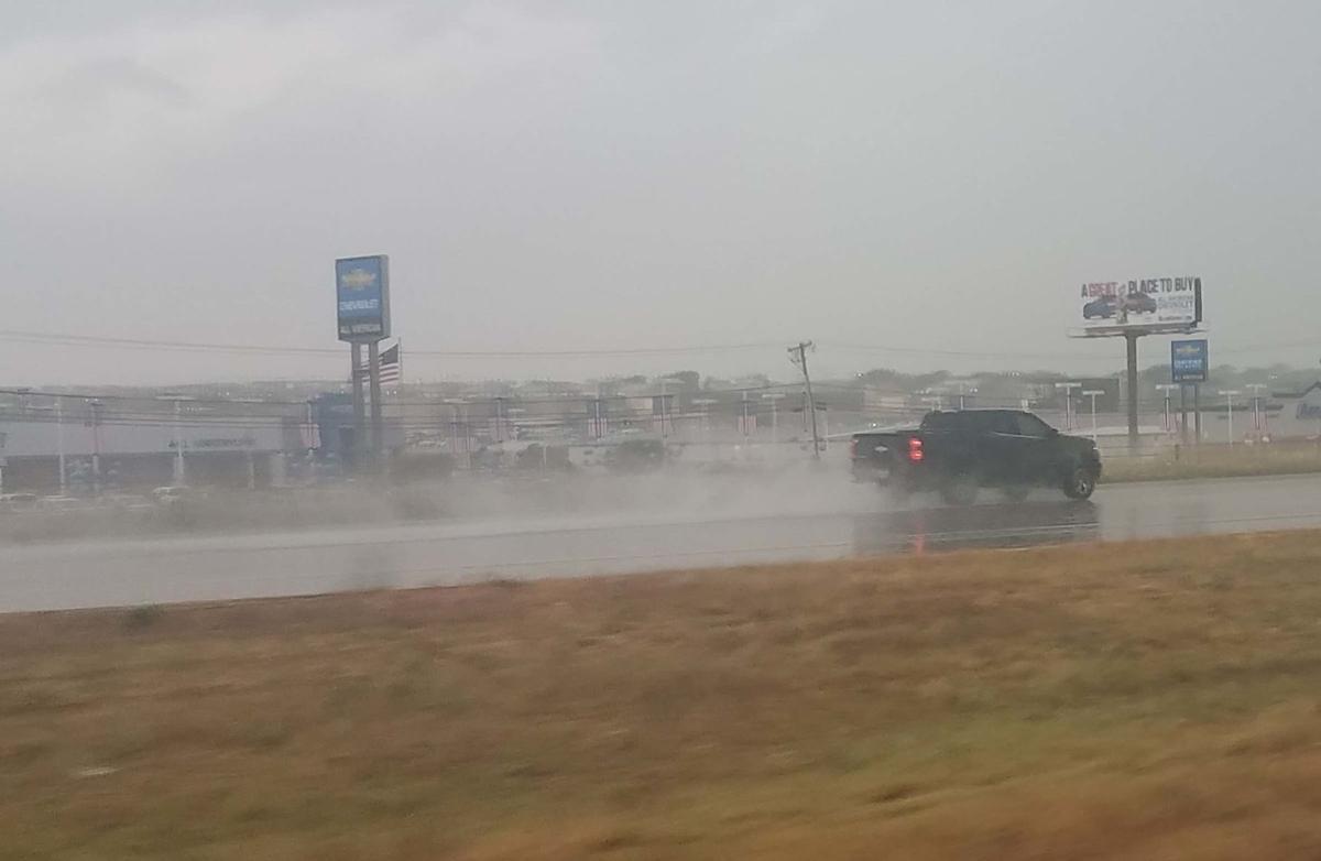 Killeen rain