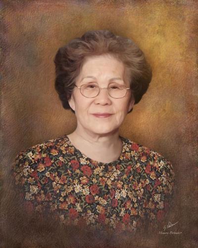 Shizuko K. Searle