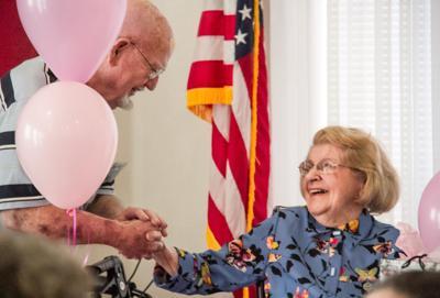 Annie Roe Buckley's 100th Birthday